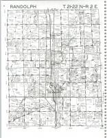 Map Image 003, McLean County 1987